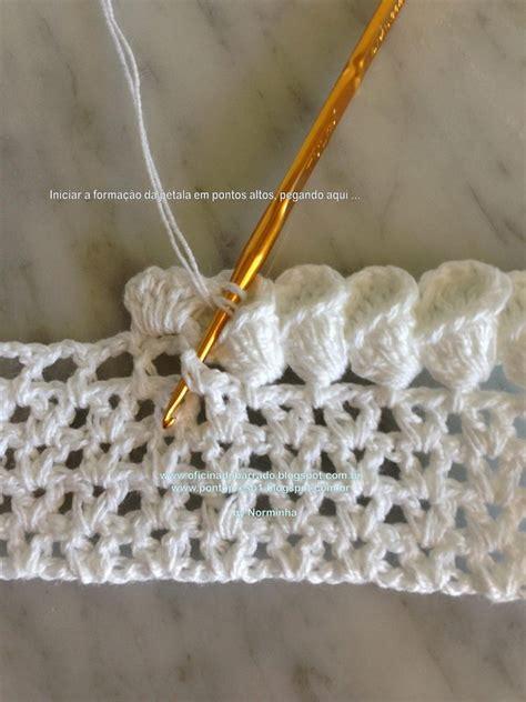 crochet edging lovely crochet edging patterns ideas hative