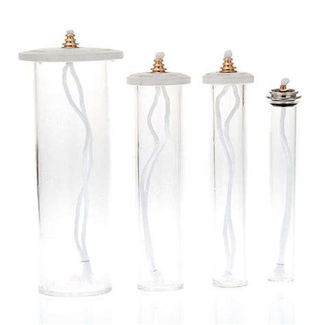 Acquisto Candele On Line by Cartucce Cera Liquida In Plexiglass Per Candele Vendita
