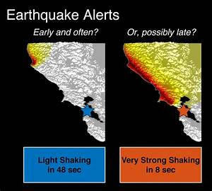 Earthquake Early Warning  New Study Examines Safety