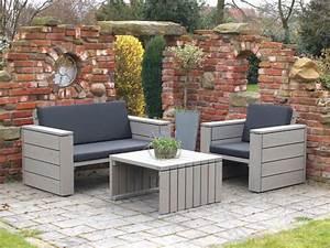 Loungemöbel Holz Outdoor : loungem bel aus holz made in germany holzweise ~ Michelbontemps.com Haus und Dekorationen