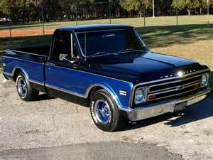 1968 Chevy C10 for Sale