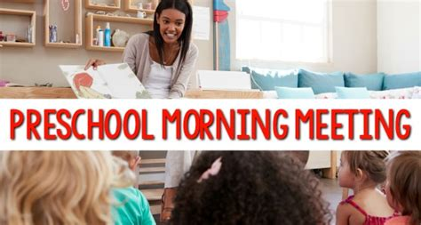 circle time tips for preschool and pre k teachers 660 | Morning Meeting Ideas for Preschoolers