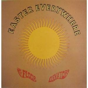 13th floor elevators easter everywhere lp for sale on for The 13th floor elevators easter everywhere