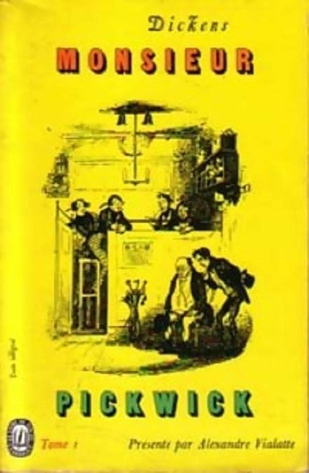 Libreria Pickwick by M Pickwick Les Archives Posthumes Du Pickwick Club