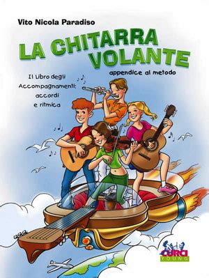 La Chitarra Volante by La Chitarra Volante Edizioni Curci Catalogo