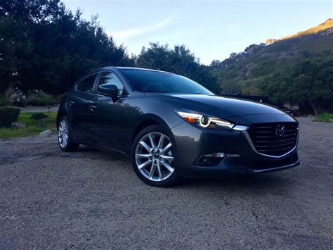 Five First Impressions New Mazda3 25 Grand Touring