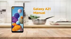 Samsung Galaxy A21  S215dl  User Manual