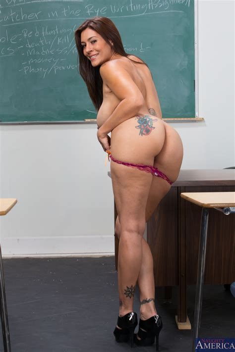 Big Titted Professor Likes Her Handsome Student Photos