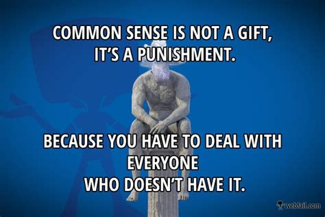 Common Sense Meme - common sense meme picture webfail fail pictures and fail videos