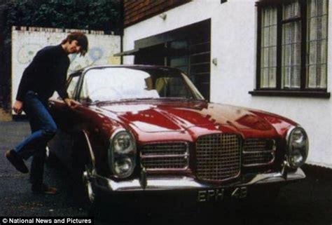 Ringo Starr's Facel Vegal Facel II car up for auction ...