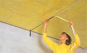 Dampfbremse An Mauerwerk Verkleben : zimmerdecke d mmen energie sparen bild 6 ~ Watch28wear.com Haus und Dekorationen