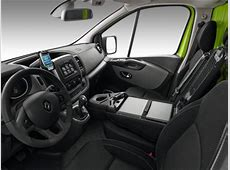 New Trafic discover the interior of the