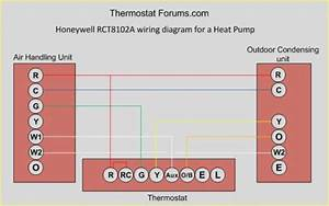 Honeywell Wifi Smart Thermostat Wiring Diagram