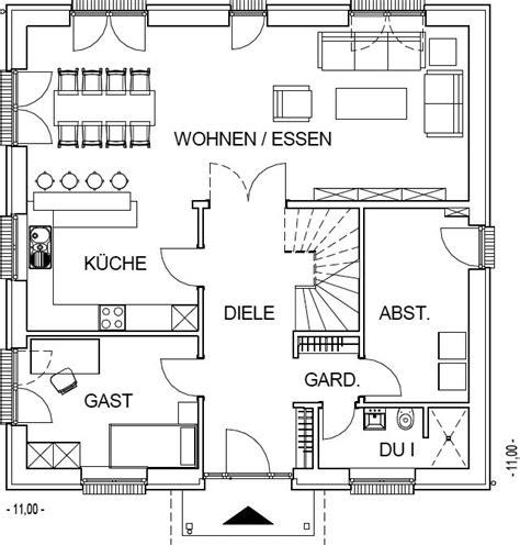 Moderne Stadtvilla Bauen Mit 190 Qm Wohnfläche In Hamburg