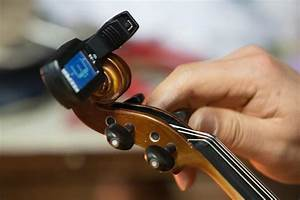 A Guide To Violin Tuning