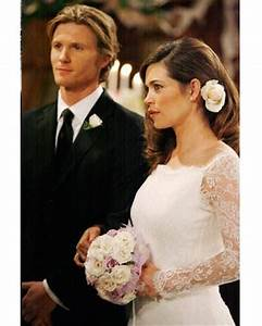 JT (Thad Luckinbill) and Victoria (Amelia Heinle) are ...