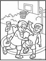 Coloring Pages Basketball Murakami Takashi Awesome Cards Boys sketch template