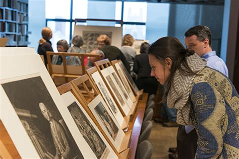 prints drawings photographs study room macmillan center