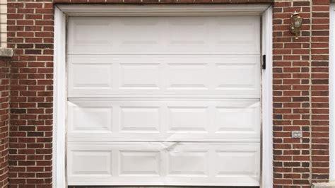 how to fix garage door panel replacement garage door panels universalcouncil info
