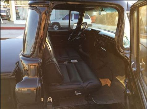 sell   chevy apache   short bed step side