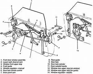 Looking For A Diagram For 1969 Camaro Window Assembly