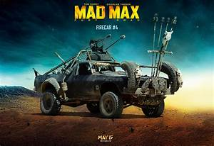 Mad Max Voiture : mad max fury road les voitures du film blog maurel auto ~ Medecine-chirurgie-esthetiques.com Avis de Voitures