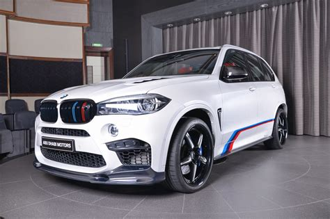 Bmw X5 M Sports A Great Deal Of Factory And Aftermarket