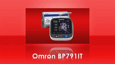 Omron BP791IT 10 Series Upper Arm Blood Pressure Monitor