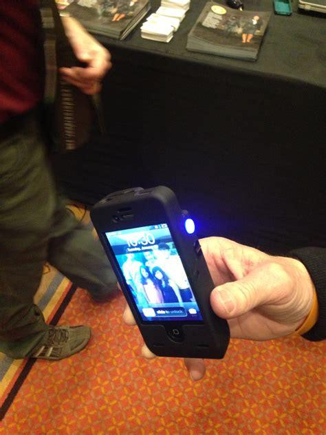 iphone stun gun technology in self defense nano tech news