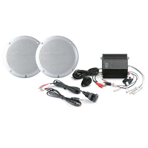 Best Boat Stereo And Speakers by 2017 S Best Deal On Poly Planar Mp3 Kit A Marine Stereo
