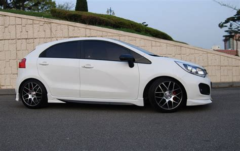 Kia Kits by Nefdesign Kia All New Pride Hatchback K20s