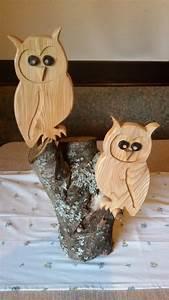 Holzarbeiten Mit Kindern Vorlagen : k nigliches geschenk aus zirben holz zum geburtstag eulen pinterest eule eulen basteln ~ Watch28wear.com Haus und Dekorationen