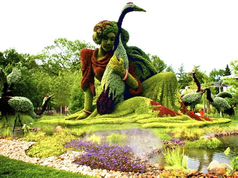 Botanischer Garten Montreal by 10 Things To See In Montreal During The 4 Seasons