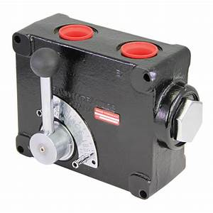 Manual And Electronic Pressure Compensated Flow Control