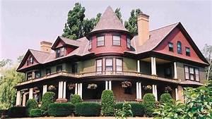 House Style Palettenkissen : queen anne house style architecture youtube ~ Articles-book.com Haus und Dekorationen