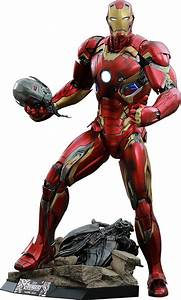 Hot Toys Iron Man Mark XLV Quarter Scale Figure | Hot Toys ...