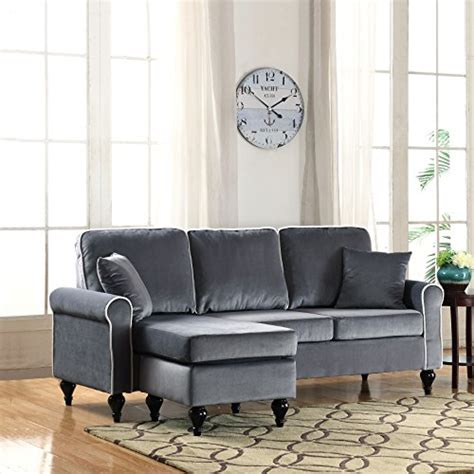 Small Loveseat With Chaise Lounge by Small Sectional Sofa With Chaise