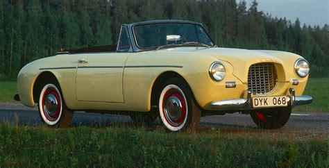 1956-1957 Volvo P1900 ~ Sports Car