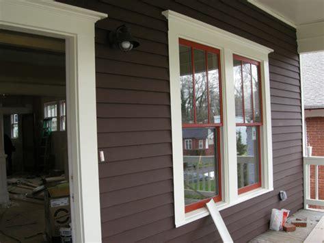 paint colors for window trim exterior paint ontario park bungalow