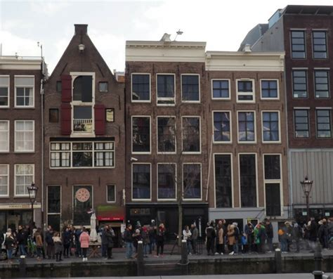 A Tour Through Anne Frank's House  The Restless Worker