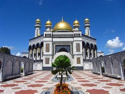 Masjid Bolkiah Brunei Hassanal Asr Hassanil Jame