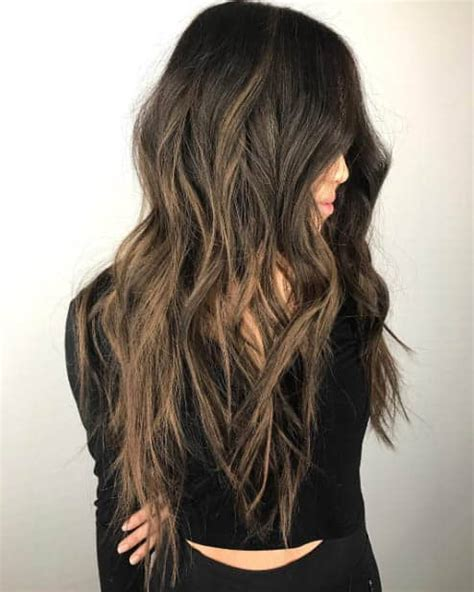 trendy long layered hairstyles   haircut
