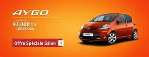 Toyota Aygo Prix Neuf : promotion toyota aygo prix partir de 93 000 dh promotion au maroc ~ Gottalentnigeria.com Avis de Voitures