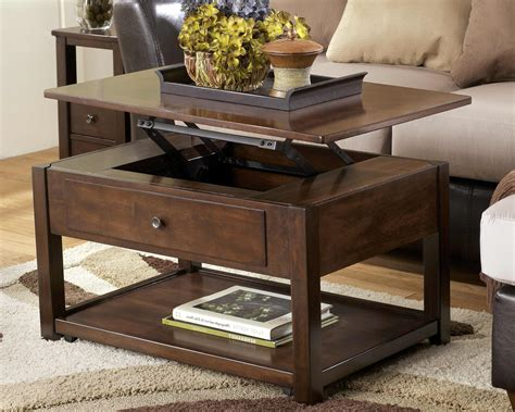 It lets you create a warm and inviting look with your favorite decor, collectibles, potted plants etc. Coffee Table With Lift Top Ikea Storage