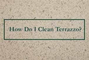 how do i clean terrazzo floors doyle dickerson terrazzo