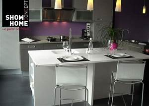 Cuisine équipée Solde : solde de cuisine mobilier cuisine cuisines francois ~ Teatrodelosmanantiales.com Idées de Décoration