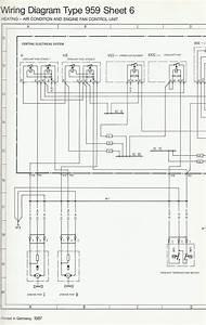Tamiya Porsche 959 Wiring Diagram
