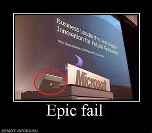 World Wildness Web: Epic Fail II