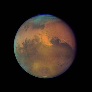 Mars From Hubble Telescope - Pics about space