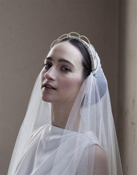 Bridal Crowns And Tiaras Chic Vintage Brides